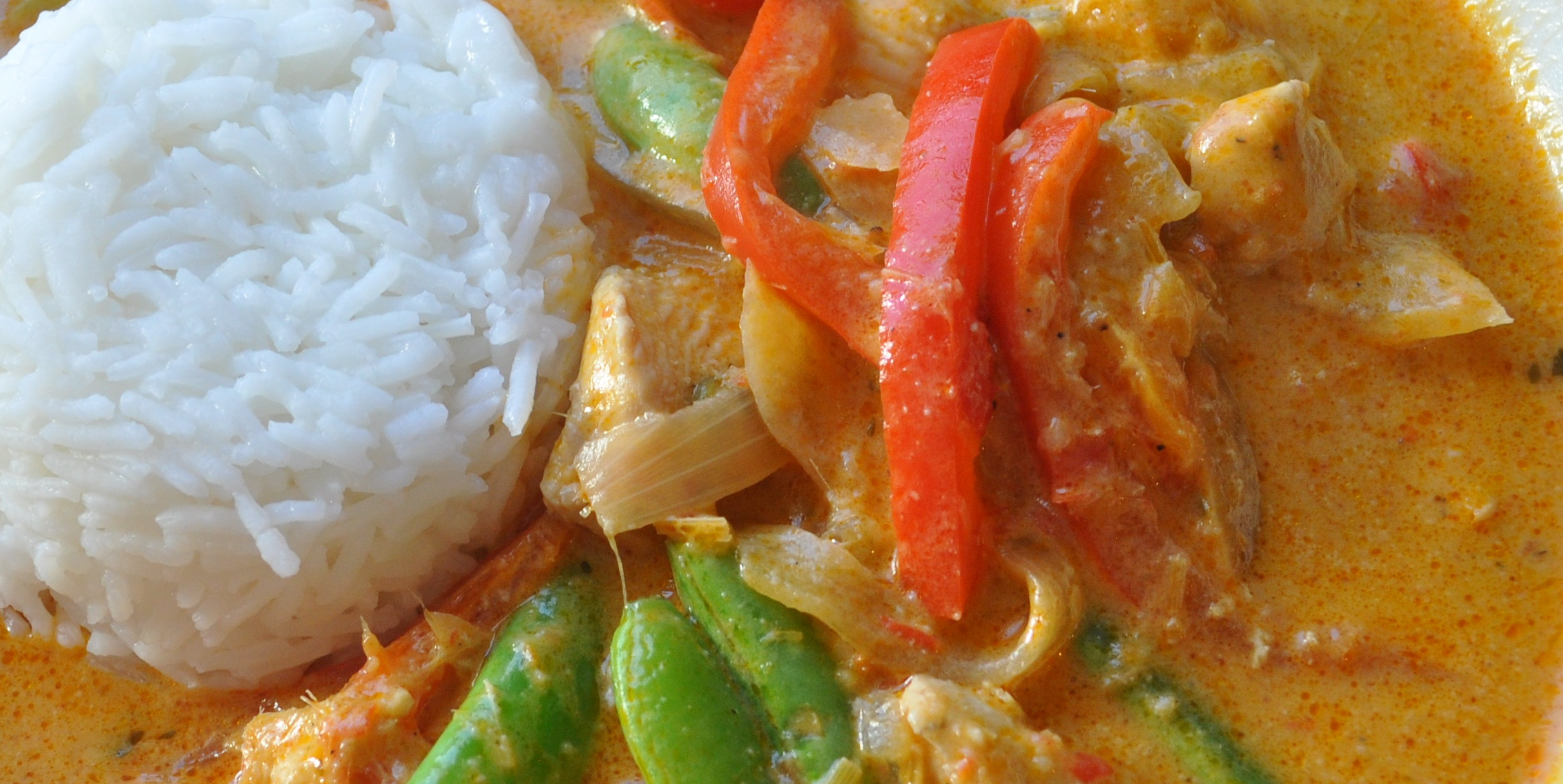 Thai Red Chicken Curry A Cookbook Collection
