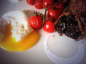 Black Pudding Croquettes - A Cookbook Collection