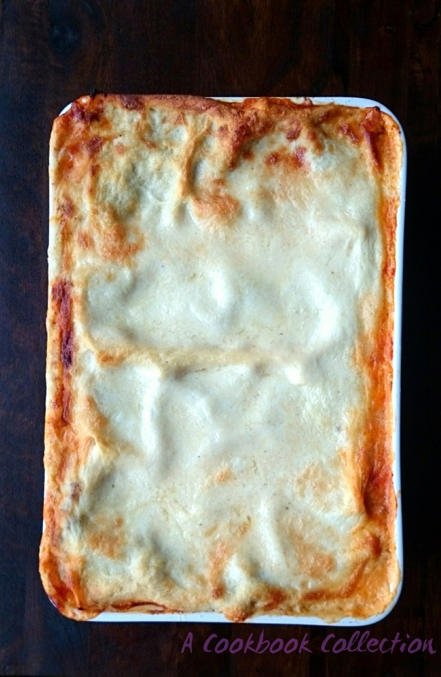 Lasagne- A Cookbook Collection 1