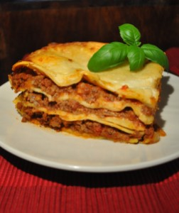Lasagne- A Cookbook Collection