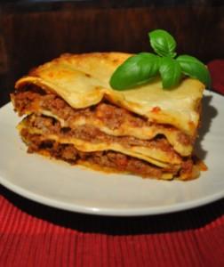 Lasagne- A Cookbook Collection