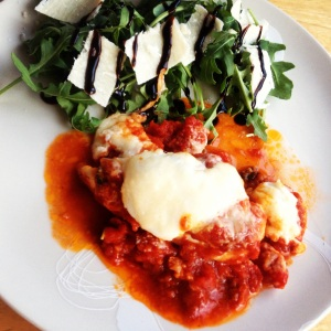 Chicken Parmigiana - A Cookbook Collection