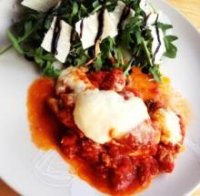 Chicken Parmigiana - A Cookbook Collection