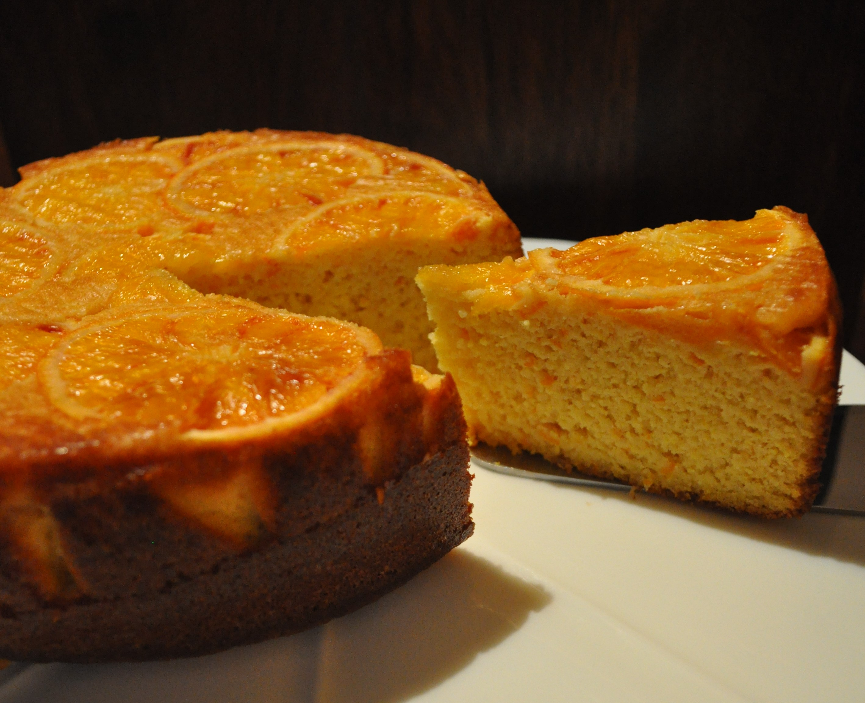 Orange Cake Recipe With Whole Oranges