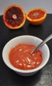Blood Orange Curd - A Cookbook Collection