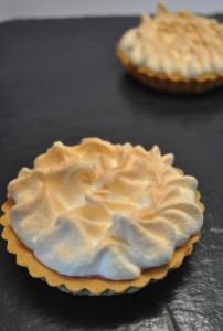 Individual Orange Meringue Pies - A Cookbook Collection