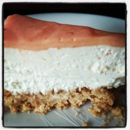 Easy Citrus Cheesecake - A Cookbook Collection