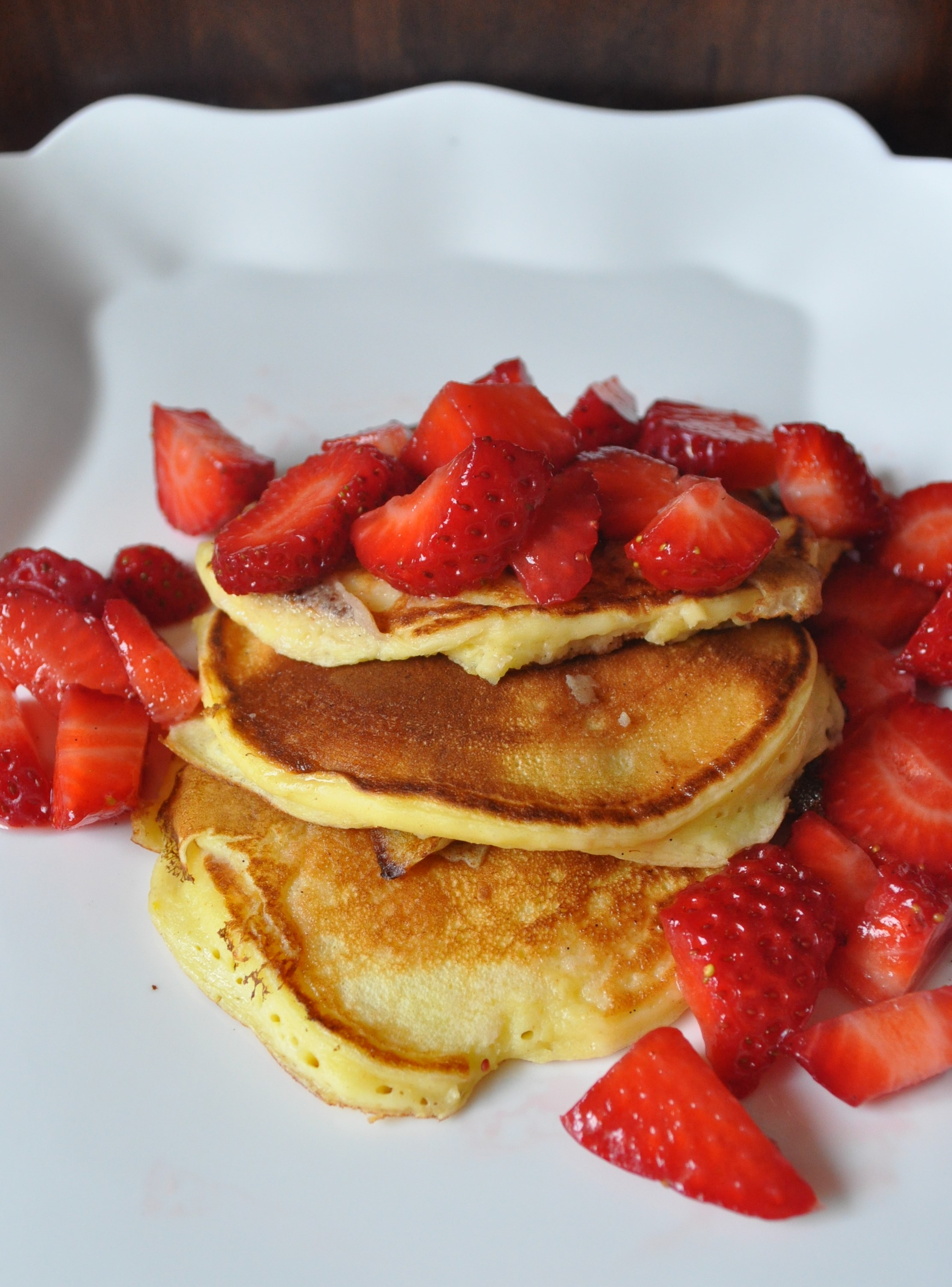Ricotta Pancakes A Cookbook Collection