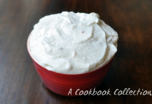 Whipped Ricotta - A Cookbook Collection