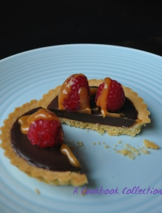 Chocolate Ganache Tarts - A Cookbook Collection 2