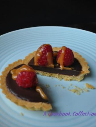 Chocolate Ganache Tarts - A Cookbook Collection 2