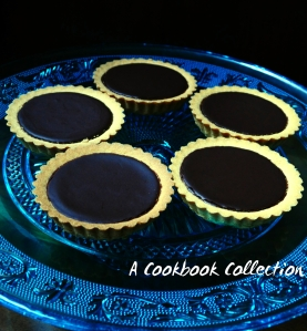 Chocolate Ganache Tarts - A Cookbook Collection