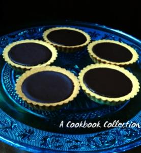 Chocolate Ganache Tarts - A Cookbook Collection