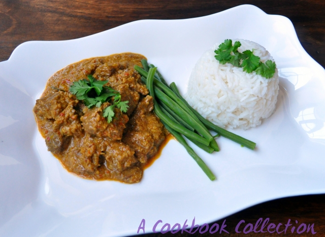 Beef Rendang - A Cookbook Collection 1