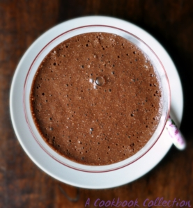 Chocolate Mousse - A Cookbook Collection 3