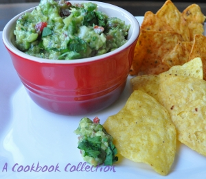 Chunky Guacamole - A Cookbook Collection 2