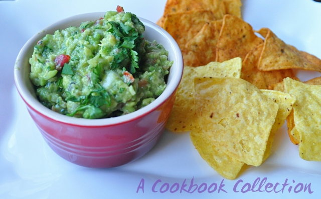 Chunky Guacamole - A Cookbook Collection 3