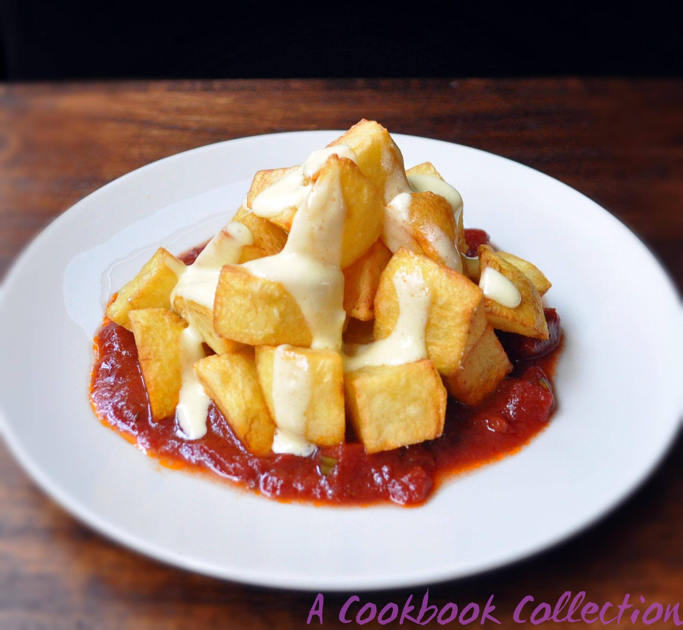 ... bravas patatas bravas patatas bravas spicy potato bravas merveilleuses