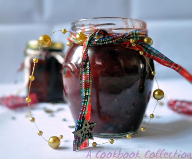 Christmas Chutney -A Cookbook Collection