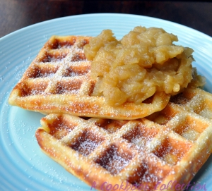 Waffles -A Cookbook Collection