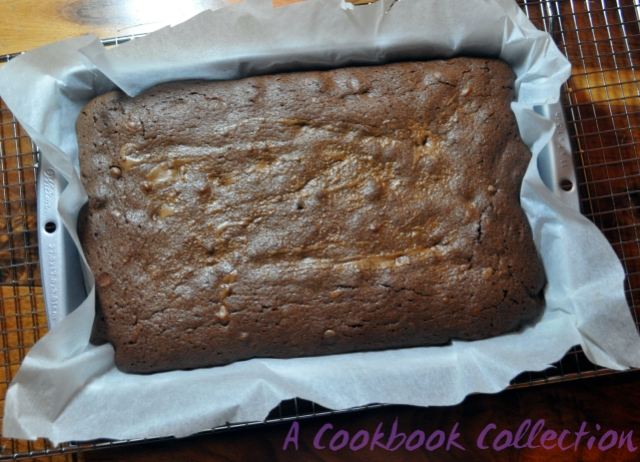 Chocolate Brownies - A Cookbook Collection 1