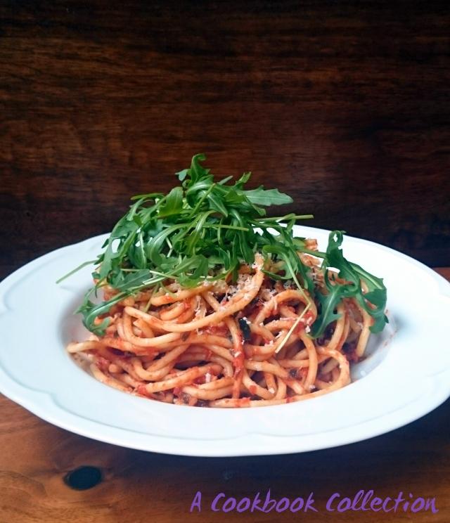 Pasta Puttanesca - A Cookbook Collection