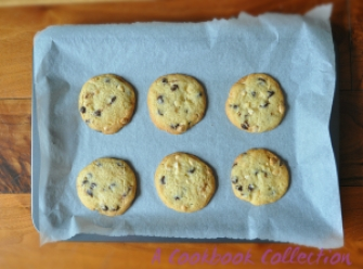 Chocolate Chip Cookies -A Cookbook Collection