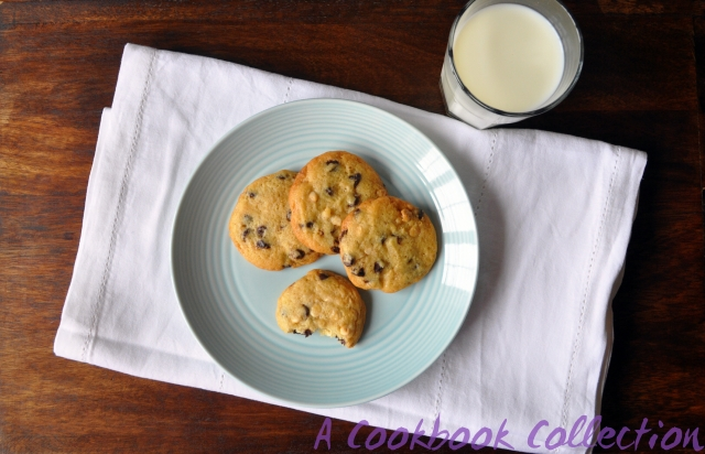 Chocolate Chip Cookies - A Cookbook Collection