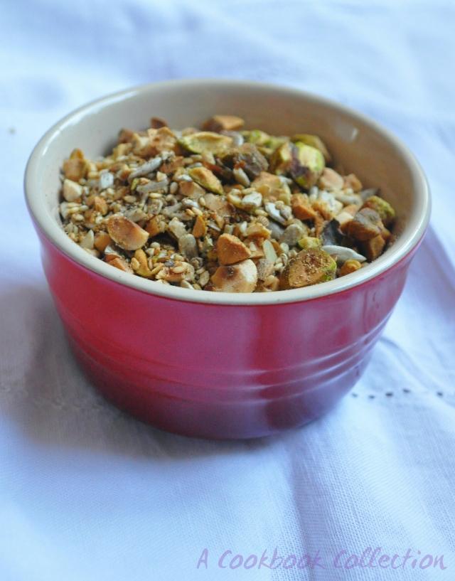 Dukkah - A Cookbook Collection