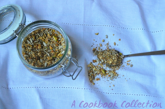 Dukkah -A Cookbook Collection