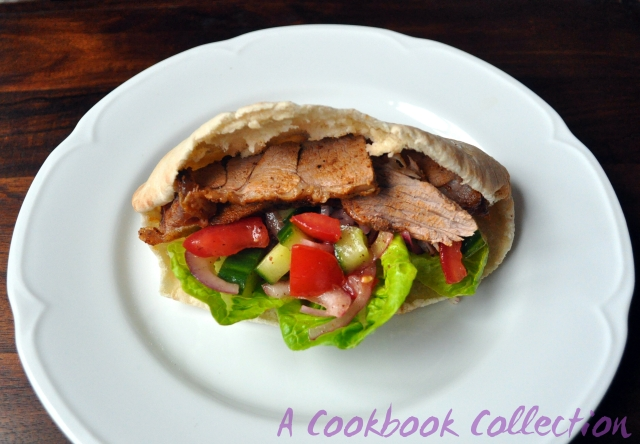 Butterflied leg of lamb kebabs - A Cookbook Collection