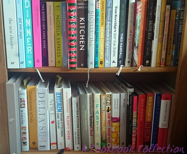 My Cookbook Collection - A Cookbook Collection