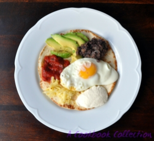 Huevos Rancheros- A Cookbook Collection