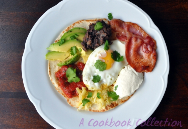 Huevos Rancheros -A Cookbook Collection