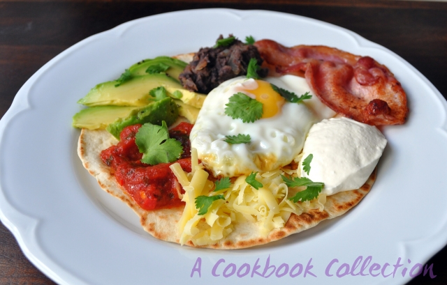 Huevos Rancheros - A Cookbook Collection