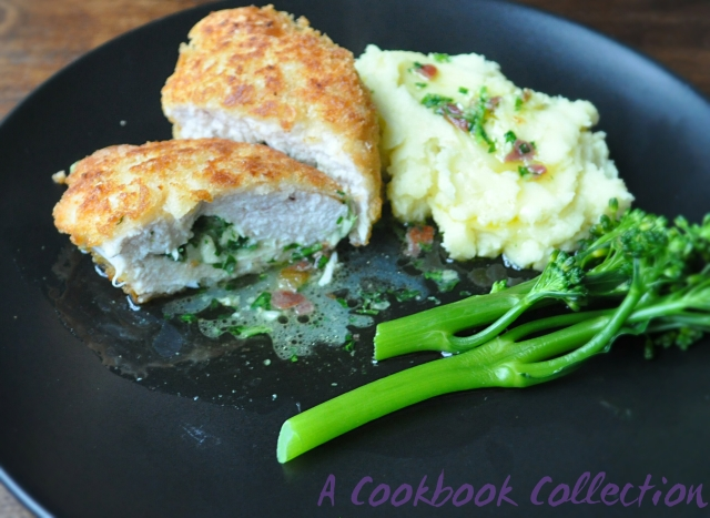 Chicken Kiev - A Cookbook Collection