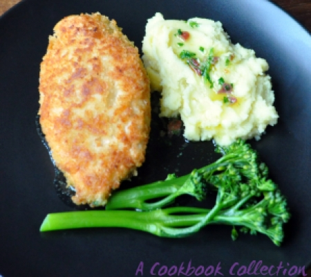Chicken Kiev -A Cookbook Collection