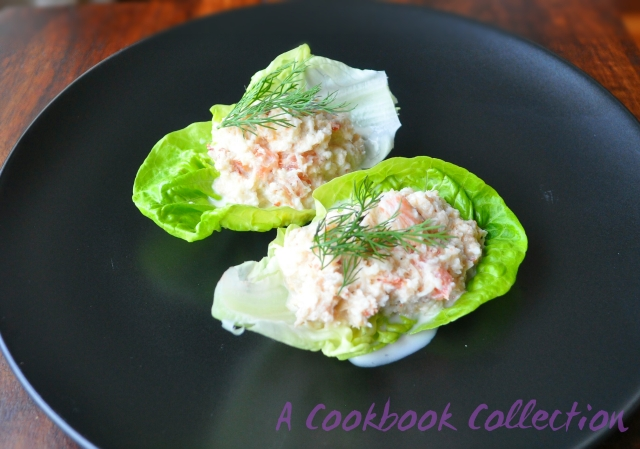 Crab and Apple Salad - A Cookbook Collection