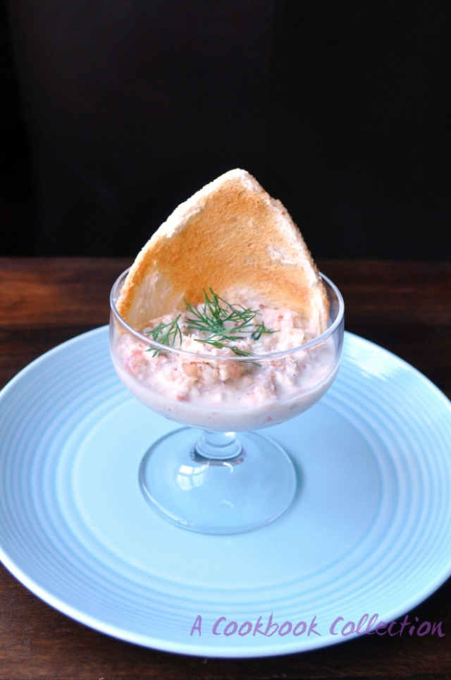Crab and Apple Salad - A Cookbook Collection1