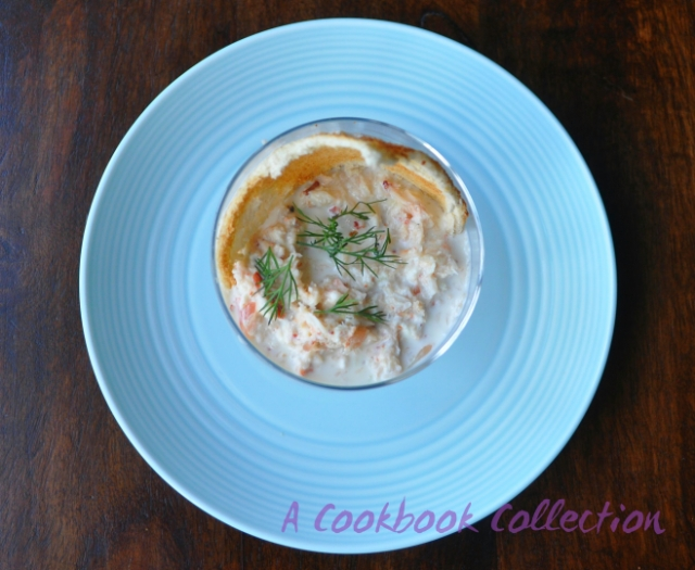 Crab and Apple Salad-A Cookbook Collection
