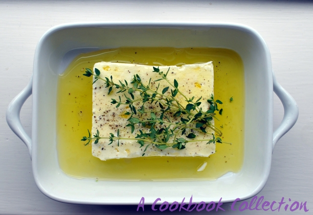 Baked Feta - A Cookbook Collection