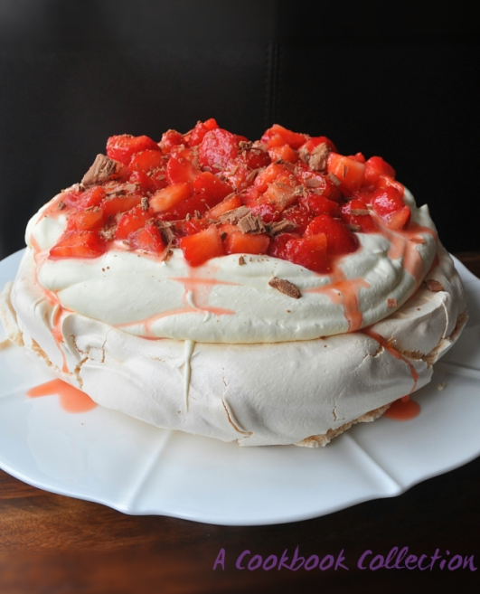 Pavlova - A Cookbook Collection