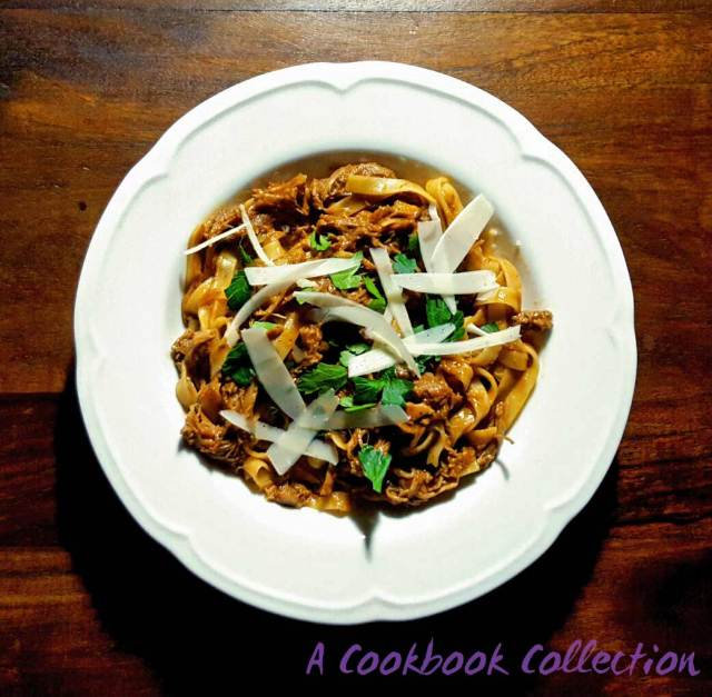 Duck Ragu - A Cookbook Collection